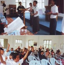 Persecuted Church in Myanmar